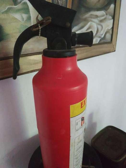 Se Vende Extintor