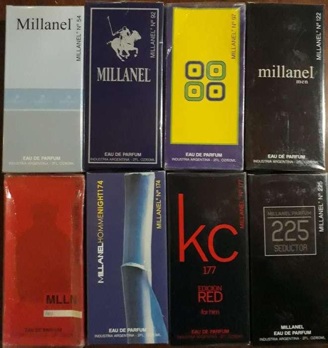 Perfumes de Hombre 60ml