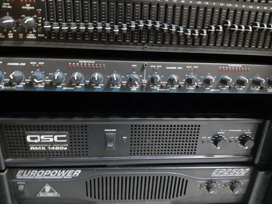 Venta Power Qsc 1450