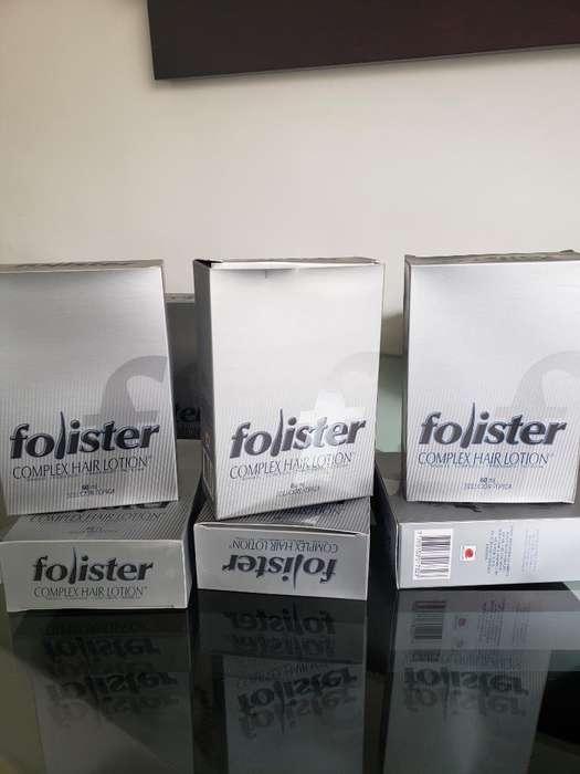 Folister, Tratamiento para Cabello