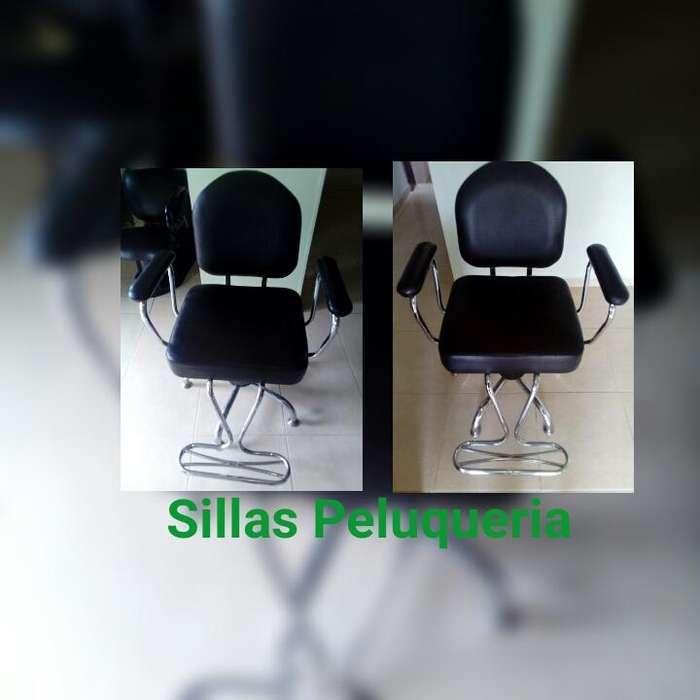 se vende muebles para peluquería