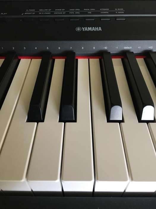 OCASIÓN! Piano Yamaha P115b De 88 Teclas