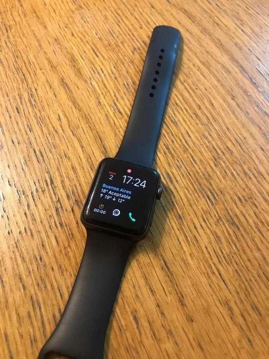 Apple Watch Series 3 Gps Celular 42mm Space Gray Aluminum