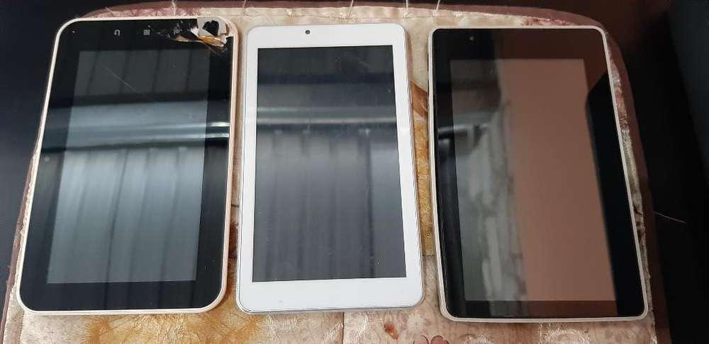 Tablets Básicas para Repuesto 15 Las 3