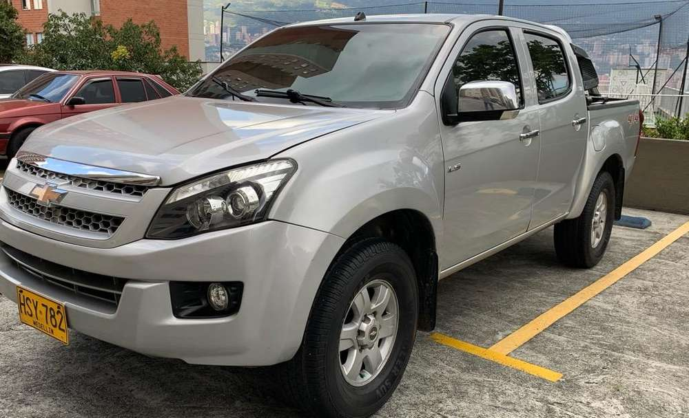 Chevrolet Luv D-Max 2014 - 96000 km