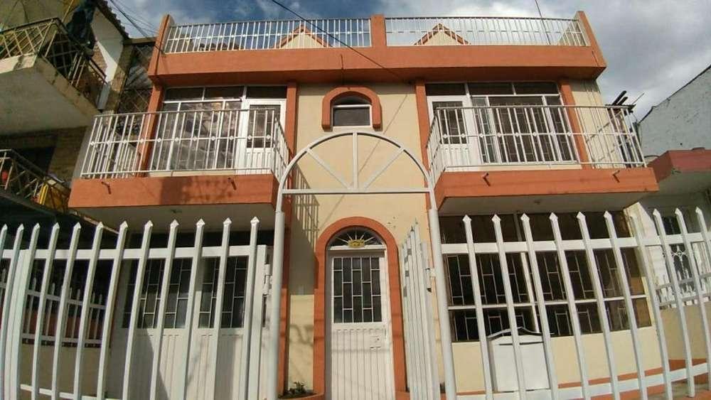 Casa en fusagasuga, dividida en 4 aptos independientes, cerca al cc las palmas, oportunidad para arrendar y ganar renta