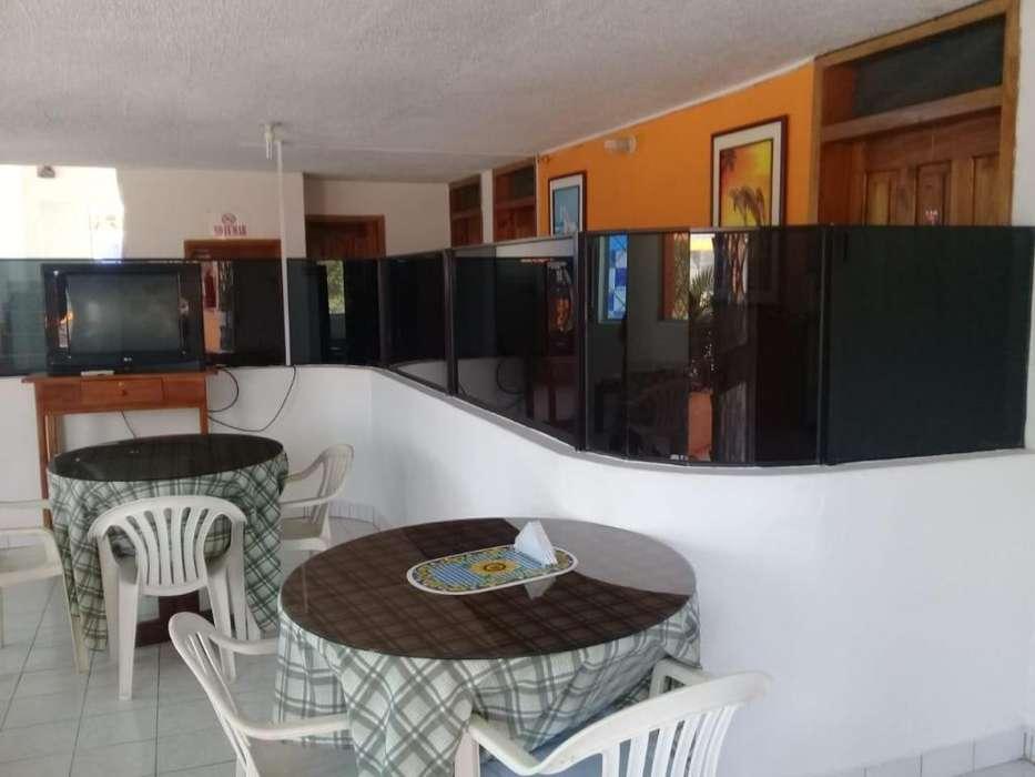 Hotel de venta en Tonsupa Esmeraldas a Cuatro cuadras del Malecón