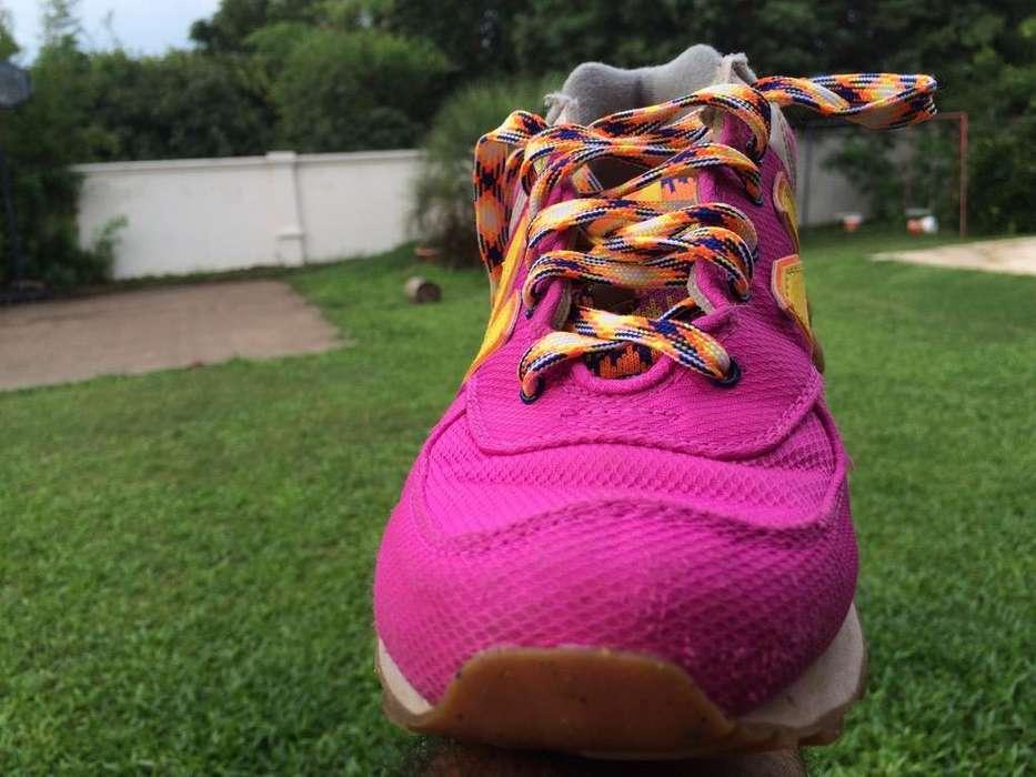 Zapatillas New Balance. Talle 40,5