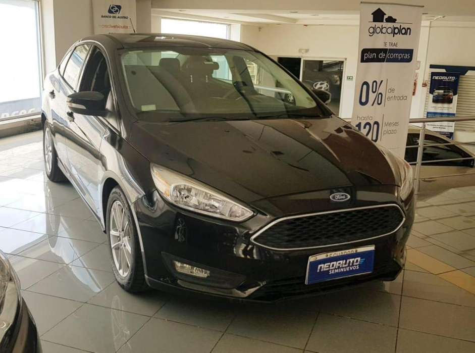 Ford Focus 2015 - 50700 km