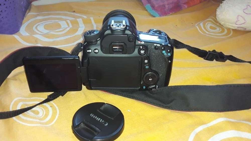 Camara Eos70D Nikon