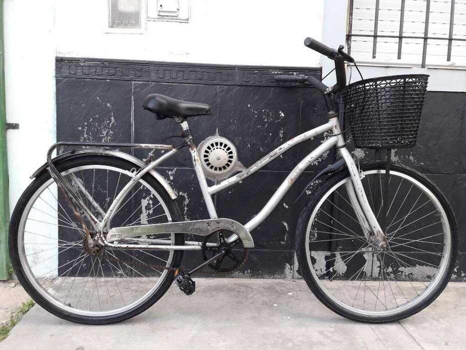 Bicicleta de Paseo. Playera Rod 26