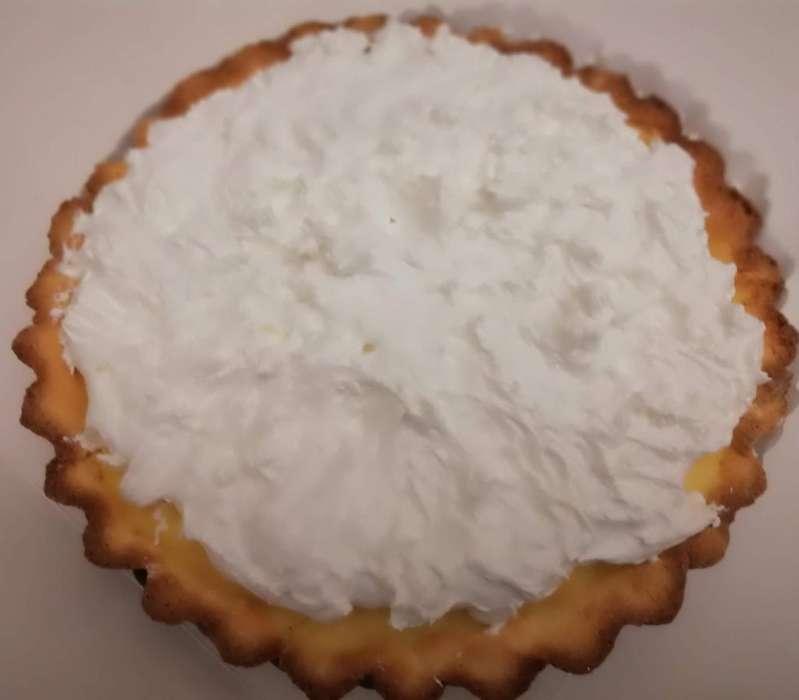 Lemon Pie Apto Celiacos Pasteleria Sin Tacc