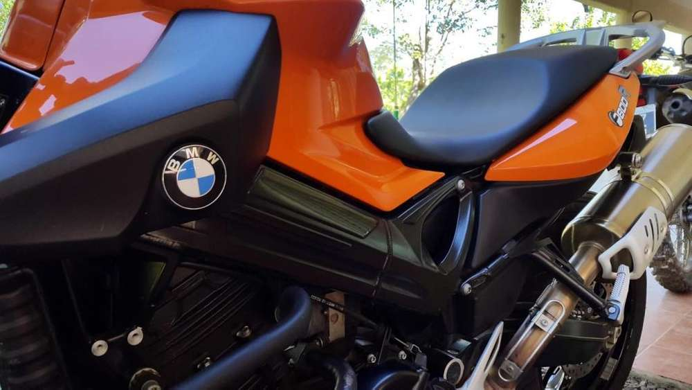 Vendo Bmw F800 R Impecable