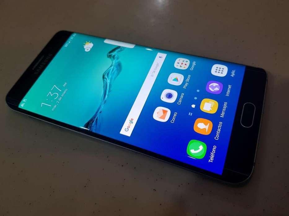 Samsung S6 Edge Plus 32gb Como Nuevo