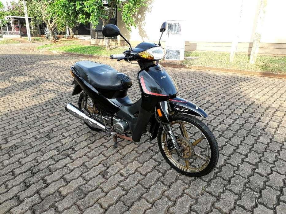 Vendo O Permuto <strong>moto</strong> Keller 110 Cc