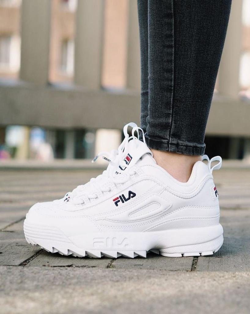 Uso Zapatos Fila Original Loja Sin dCrhstQ