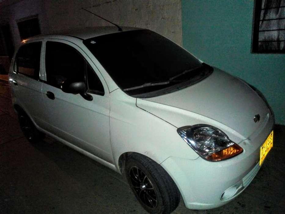 Chevrolet Spark 2008 - 50000 km