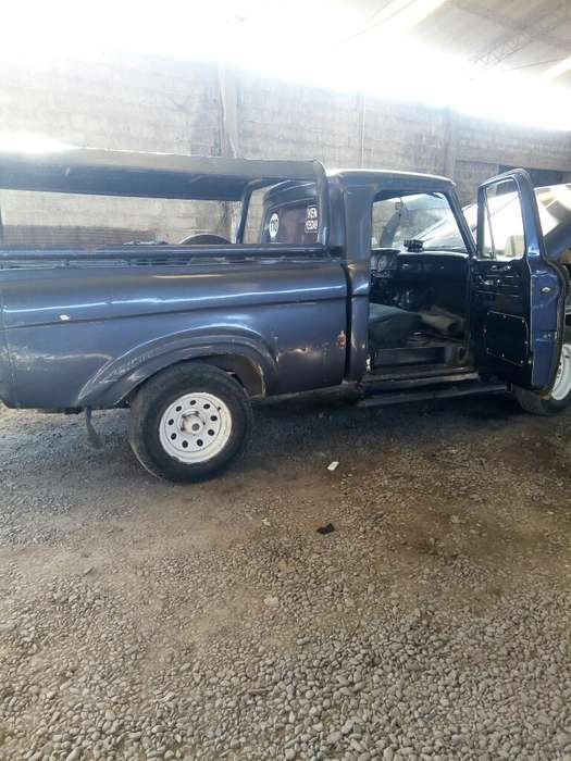 <strong>ford</strong> F-100 1964 - 799000 km