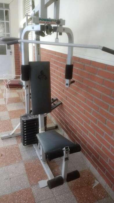 Gimnasio Crosstrainer Weider Powermax