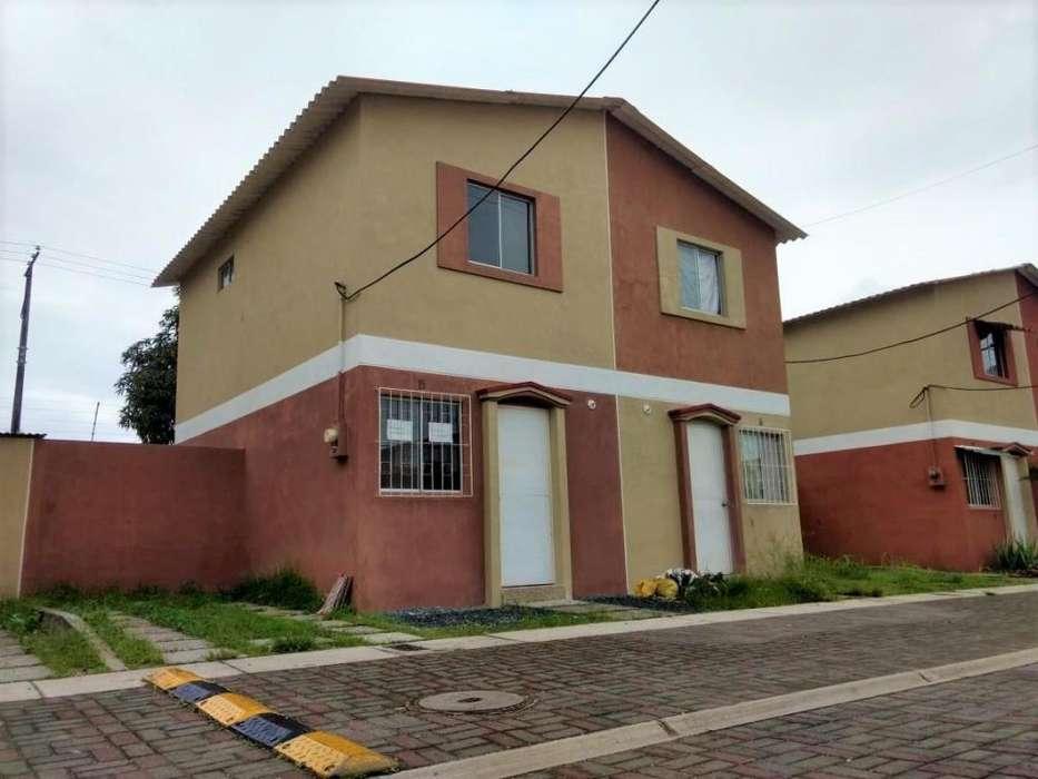 CASA EN VENTA VIA A DAULE <strong>ciudad</strong> SANTIAGO AL CONTADO O CON BIESS