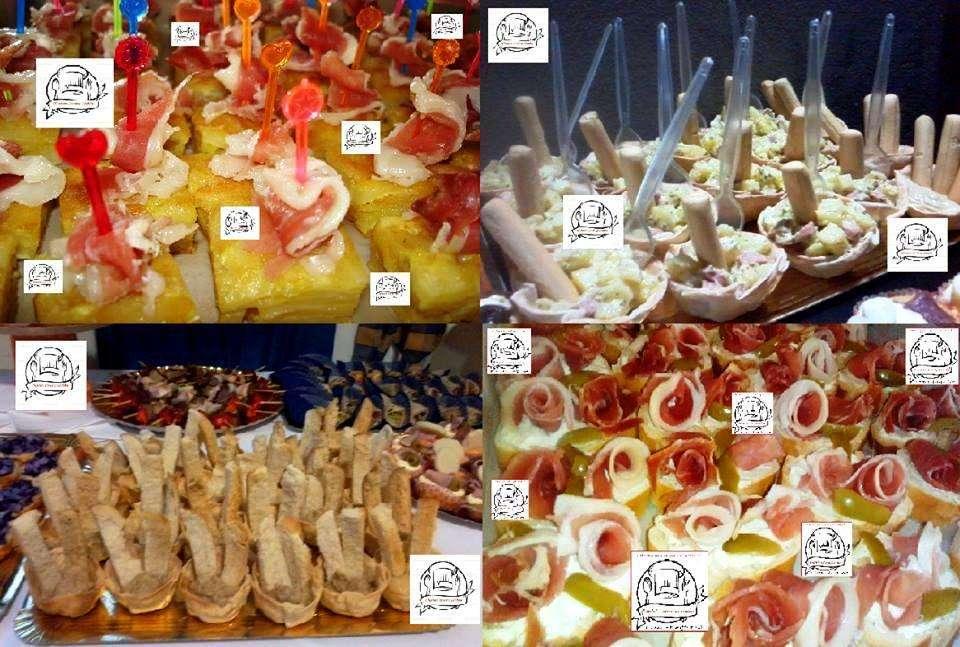 Catering FINGER FOOD en Córdoba