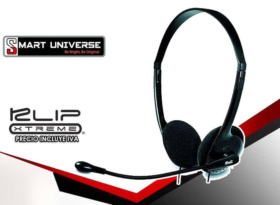 Audífonos Klip Xtreme KSH270 estéreo