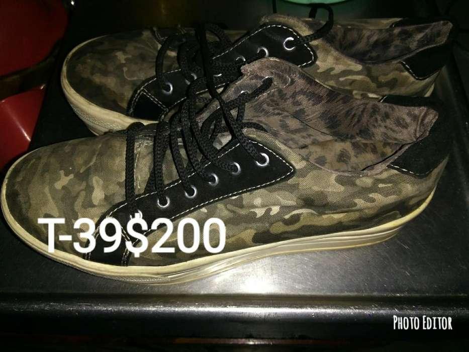 Zapatillas T-39