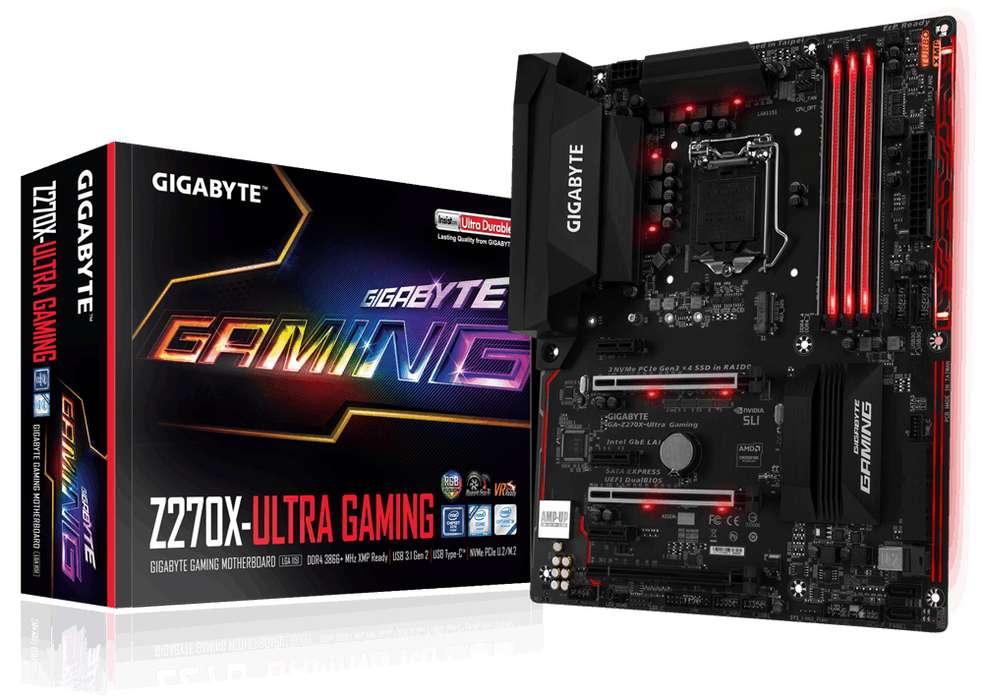 NUEVA - Motherboard Z270X ULTRA GAMING GIGABYTE