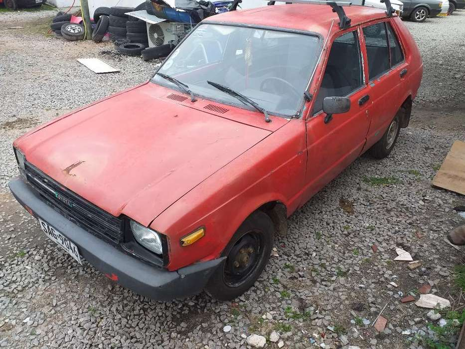 <strong>toyota</strong> Starlet 1981 - 0 km