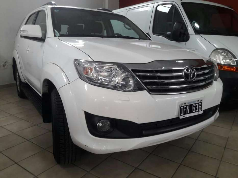 Toyota SW4 2014 - 62000 km