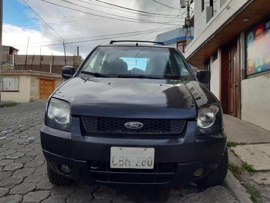 Ford Ecosport 2006 - 240000 km