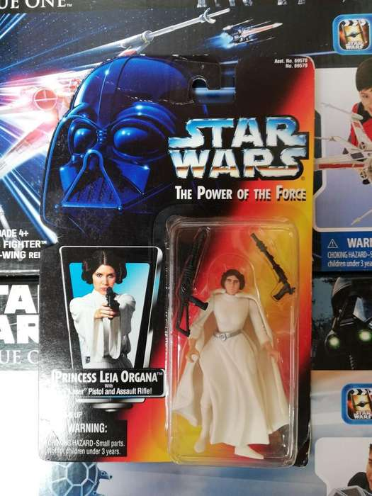 Star Wars The Power Of The Force - PRINCES LEIA ORGANA - Figura Kenner