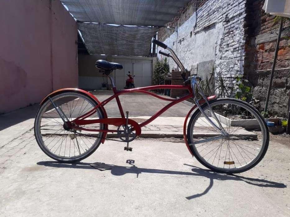 Bici Playera Rod26 Un Caño !