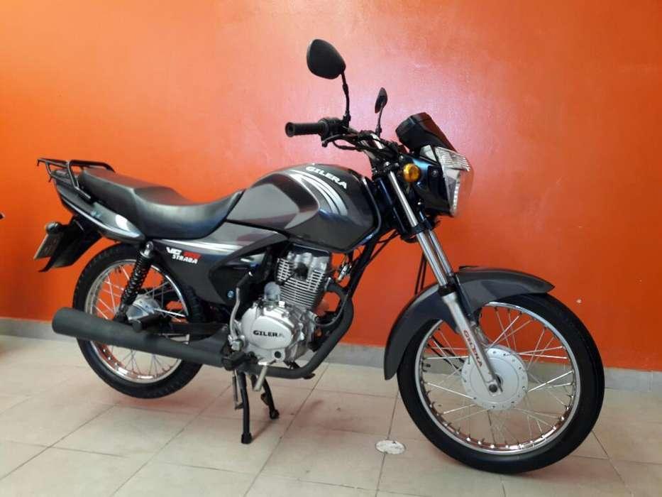Impecable <strong>gilera</strong> Vc 150 Rcbo Motos