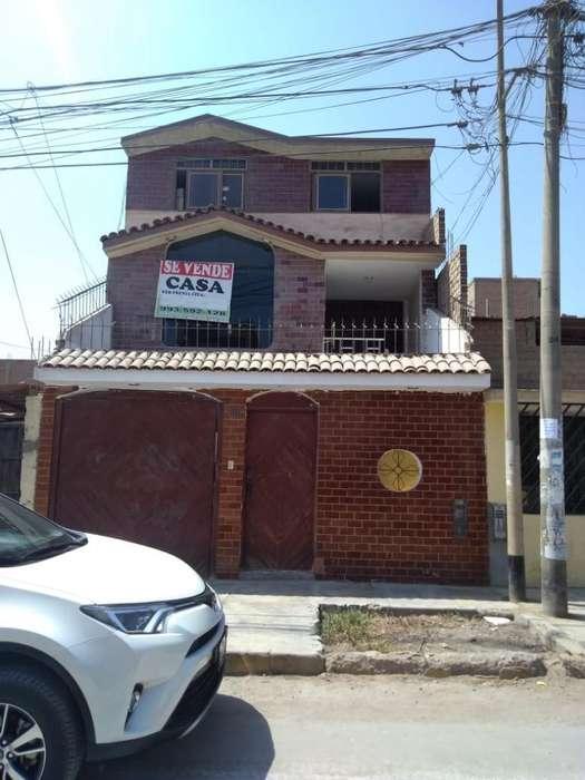 en Lima Se Vende Casa 3 Pisos