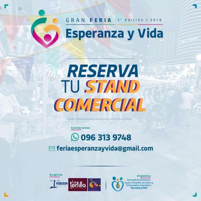 Feria Comercial 5 6 7 8 de Dic 2019