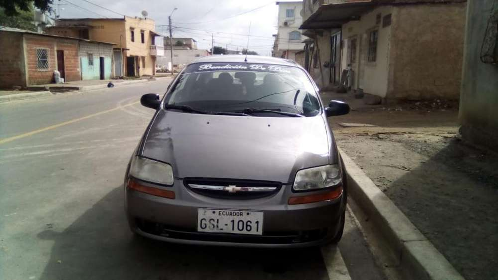 Chevrolet Aveo Family 2014 - 340094 km