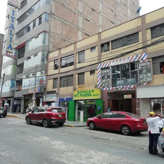 Vendo - Local Comercial - Gamarra - La Victoria