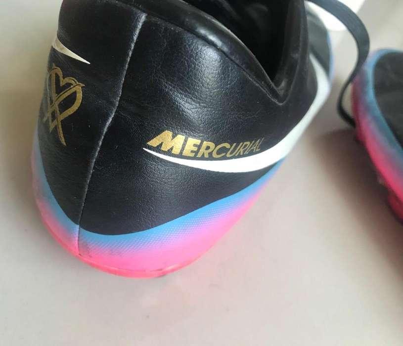 Guayos Nike Mercurial originales