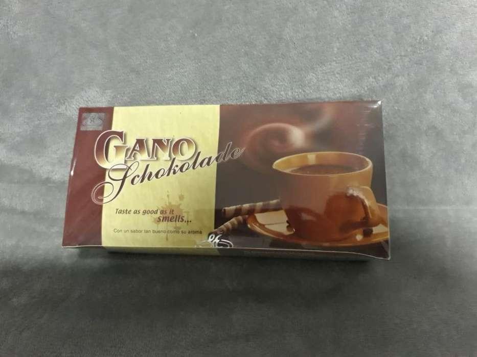Gano Chocolate Schokolade- Original