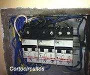 ELECTRICISTA A DOMICILIO AQP.C:939624174.DUCHAS ELECTRICAS ,INTERCOMUNICADORES,MEDIDORES DE LUZ,Y CORTOCIRCUITOS.RACKS.