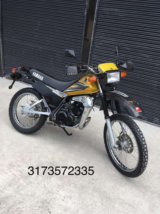 <strong>yamaha</strong> Dt 125 Modelo 2008