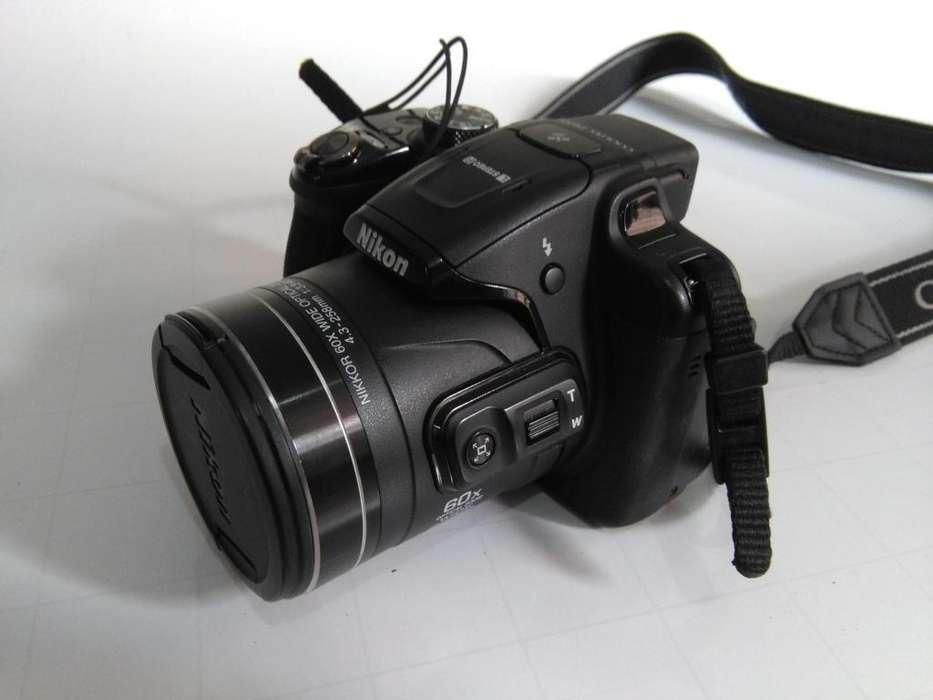 Camara Nikon COOLPIX P610