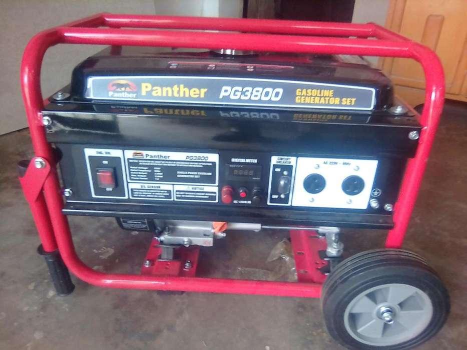 Venta de generador Nuevo sin uso 30kM