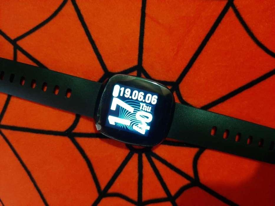 smartwatch GT103 sumergible lector de ritmo cardiaco reloj inteligente