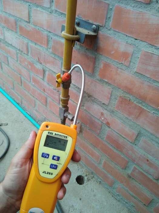 revision periodica en instalaciones de gas