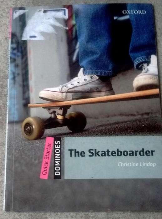 Libro The Skateboarder, Inglés (PROMO LLEVA 3 COSAS, BAJAN EL50%)
