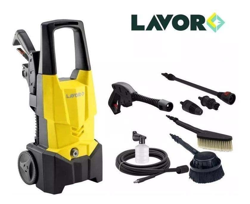 Hidrolavadora Lavor Oneplus 1800w -130 Ba
