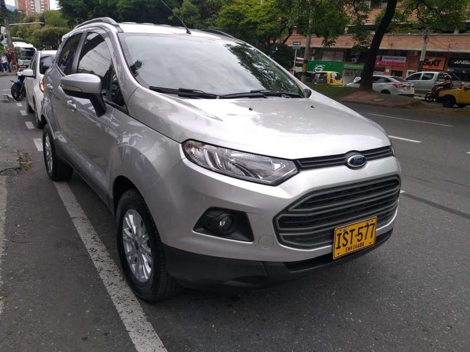 Ford Ecosport 2015 - 45000 km