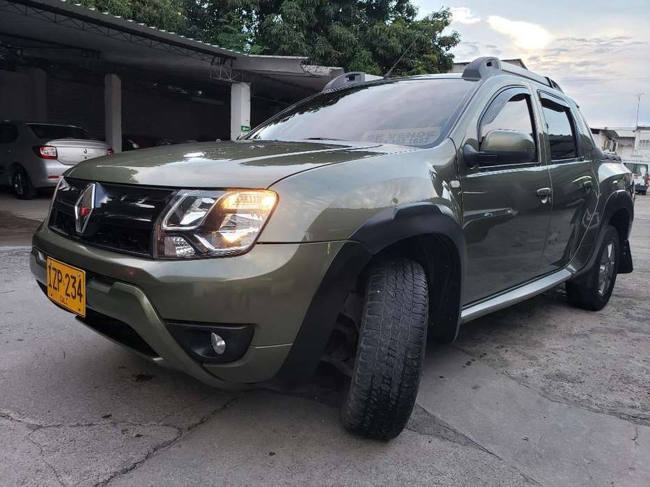 Renault Duster 2017 - 65350 km